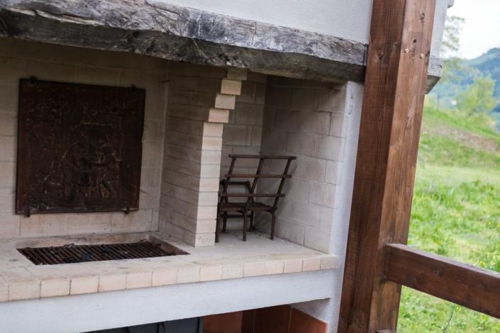 Barbecue - Agriturismo Case Nuove
